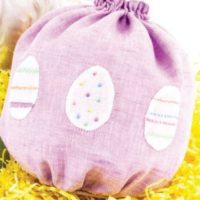Easter Egg Purse Kit