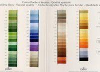 Complete set of Floche (91 colors)