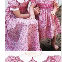 Summer Sister Yoke Dress - Size 2-4  Coming Soon!