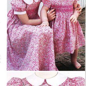 Summer Sister Yoke Dress - Size 2-4  Coming Soon!